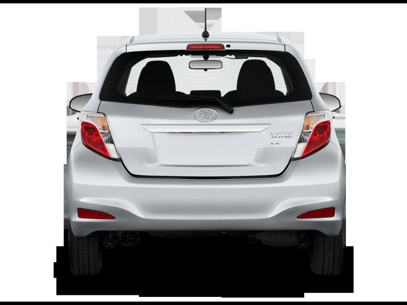Toyota Yaris 2012 Rear Bumper