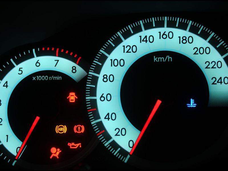 Toyota Yaris Abs Warning Light