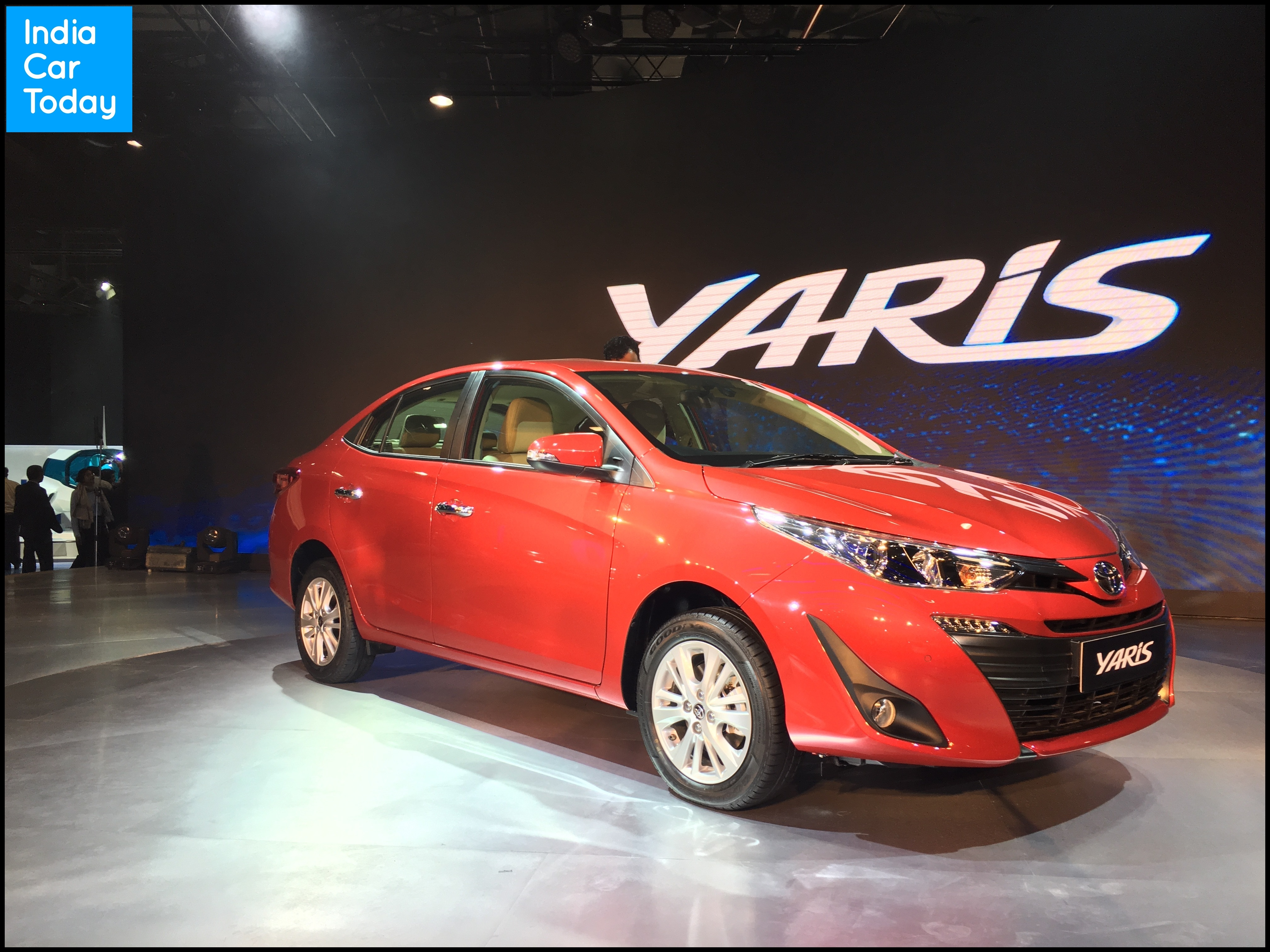 Toyota Yaris accessories revealed View r Image