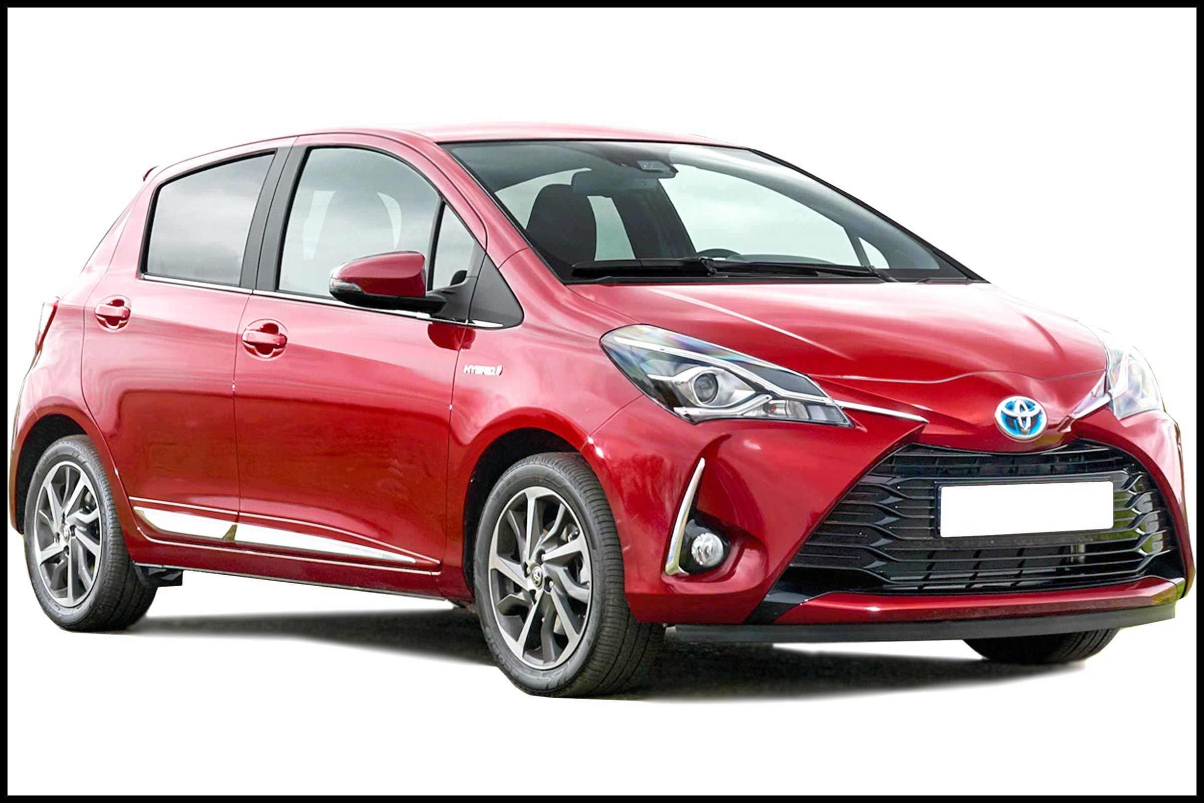 Toyota Yaris Hybrid hatchback owner reviews MPG problems reliability performance
