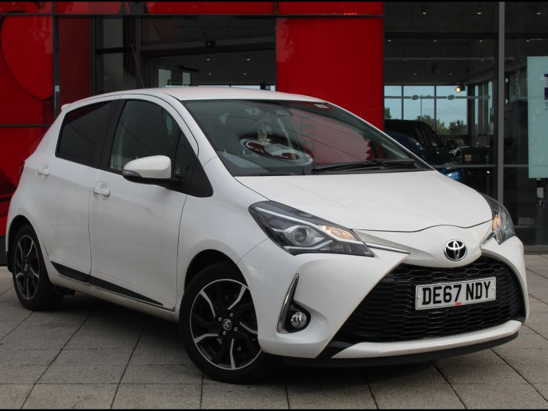 Toyota Yaris Demo Models for Sale