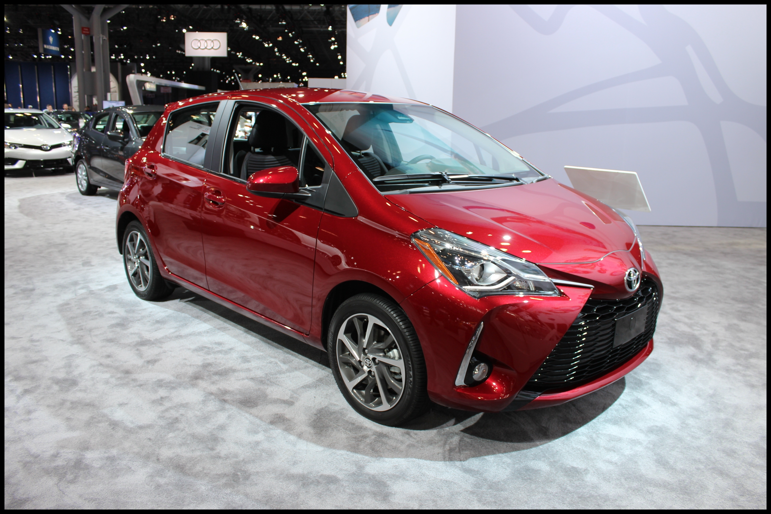 2018 Toyota Yaris Price and Release date
