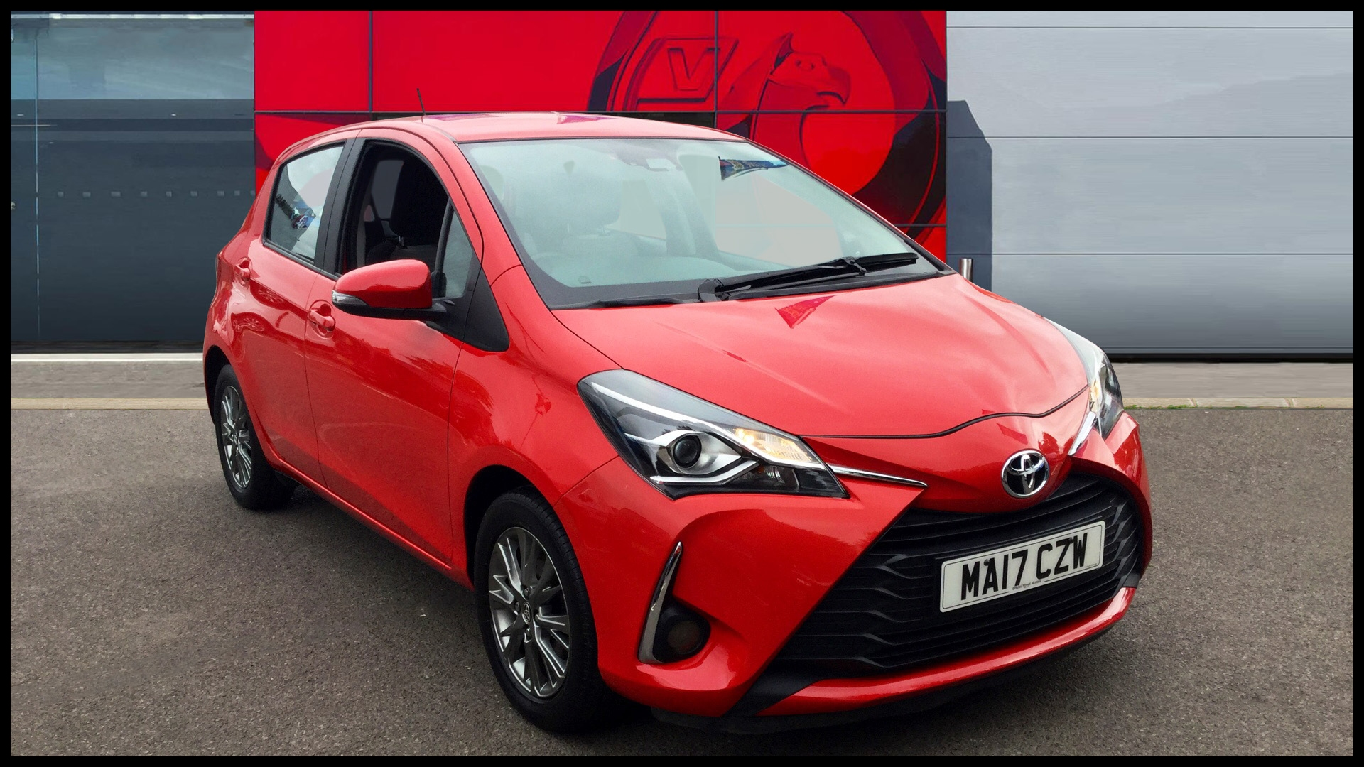 Used Toyota Yaris Cars for Sale in Manchester Greater Manchester