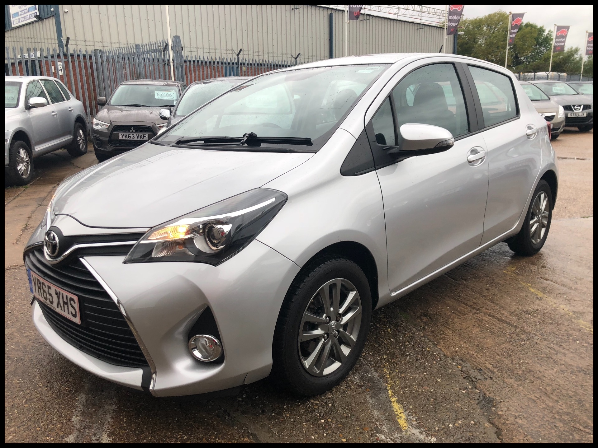 Used Toyota Yaris Cars for Sale in Nottingham Nottinghamshire