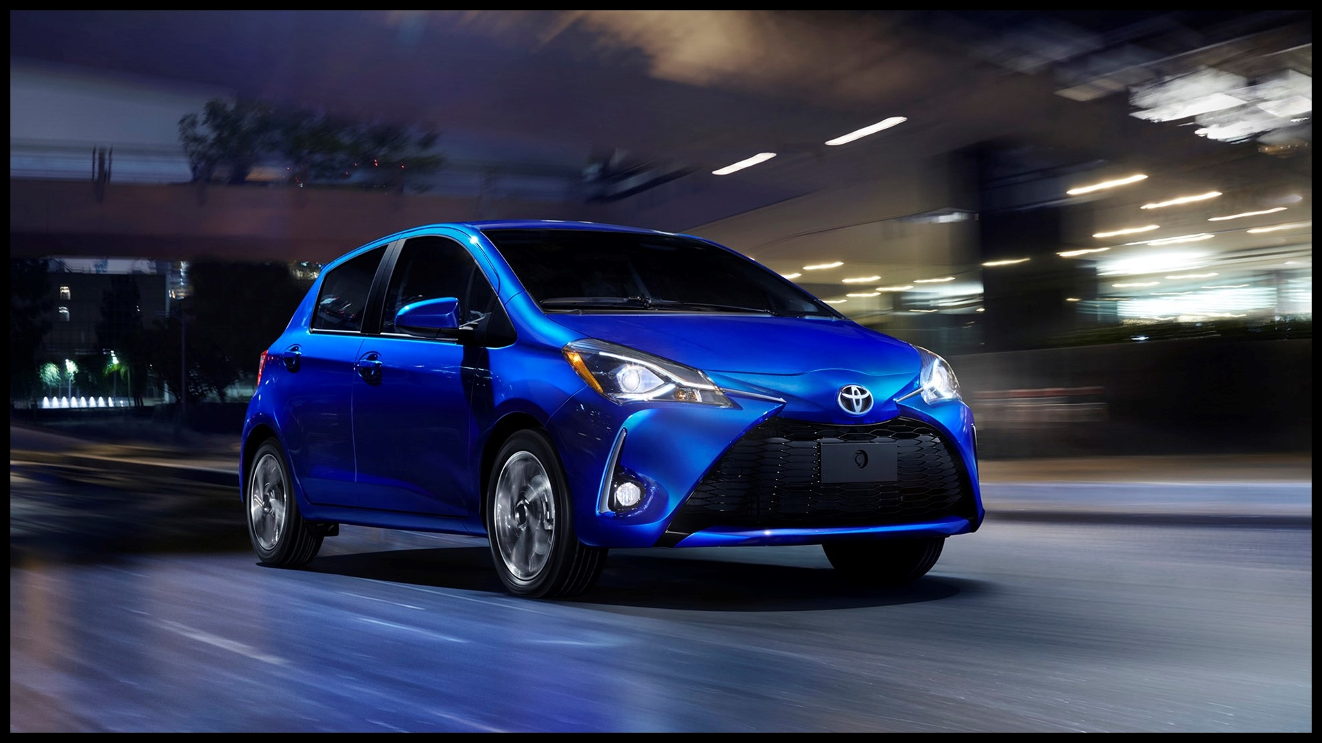 2018 Toyota Yaris Hatch More Stuff Less Money