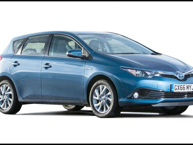 Toyota Yaris Hybrid Mpg