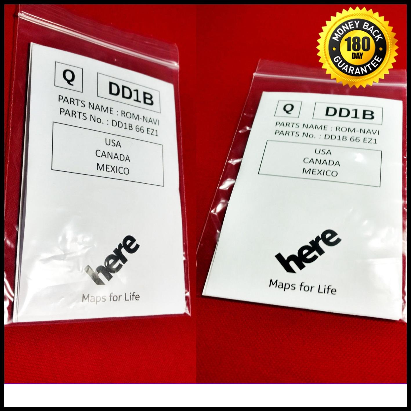 2018 2017 TOYOTA YARIS iA & 2016 SCION iA NAVIGATION SD CARD USA CAN PTMZD 1 of 2FREE Shipping