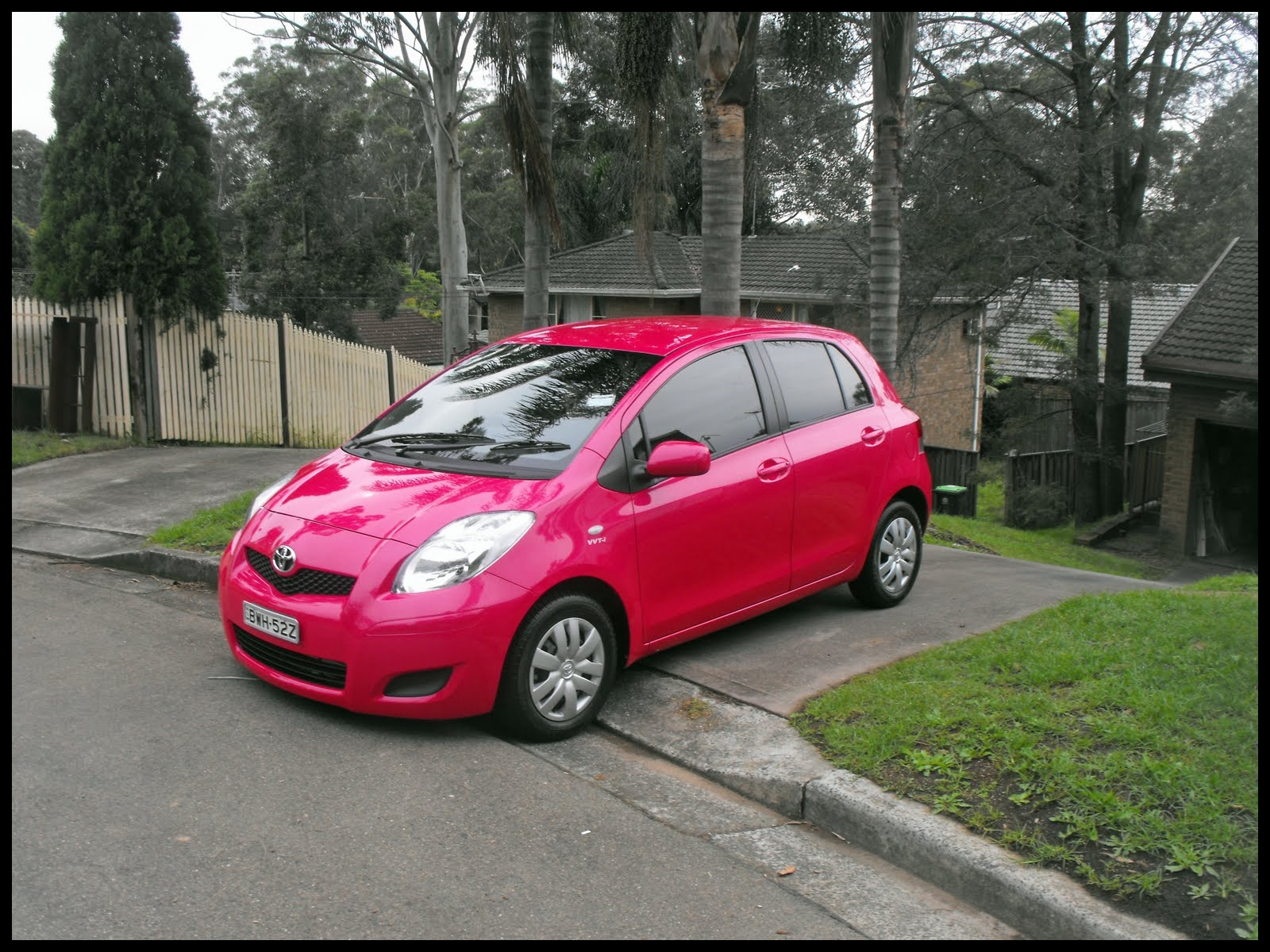 colour code for pink cosmopolitan yaris Toyota Yaris Forums Ultimate Yaris Enthusiast Site