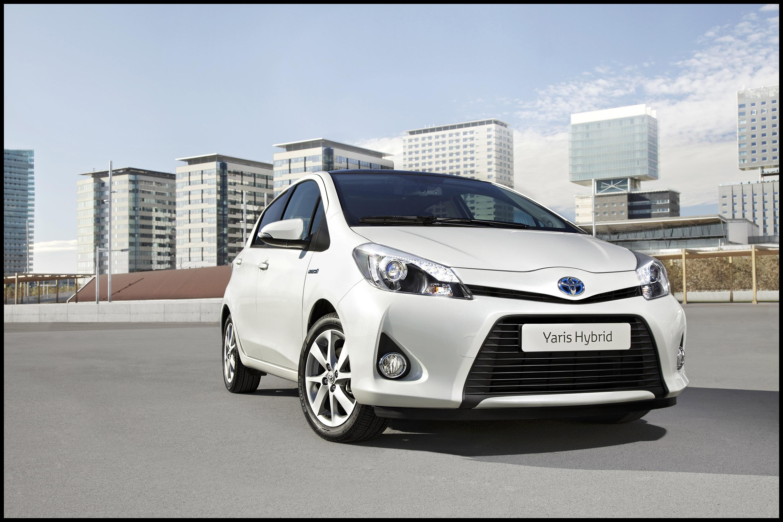 2012 Toyota Yaris HSD