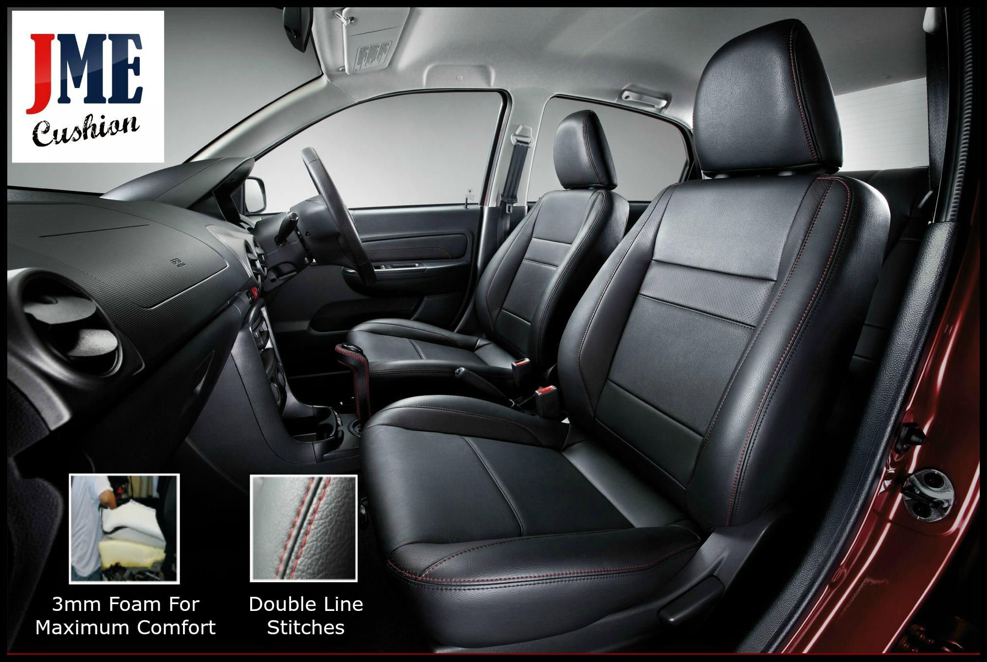 Semi Super Leather Seat Cover – Toyota Yaris