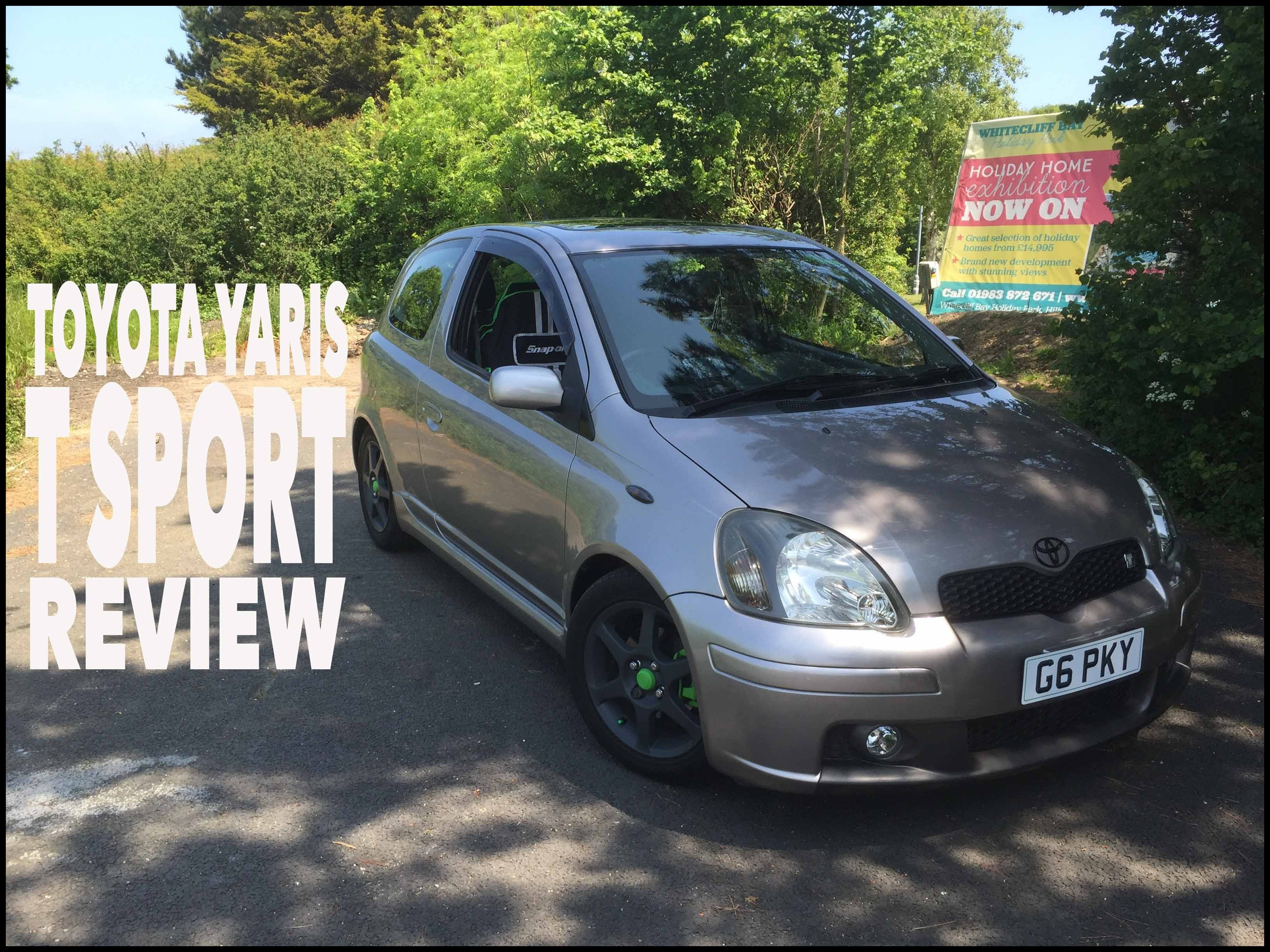 Owning A Toyota Yaris T Sport Modified Car Review