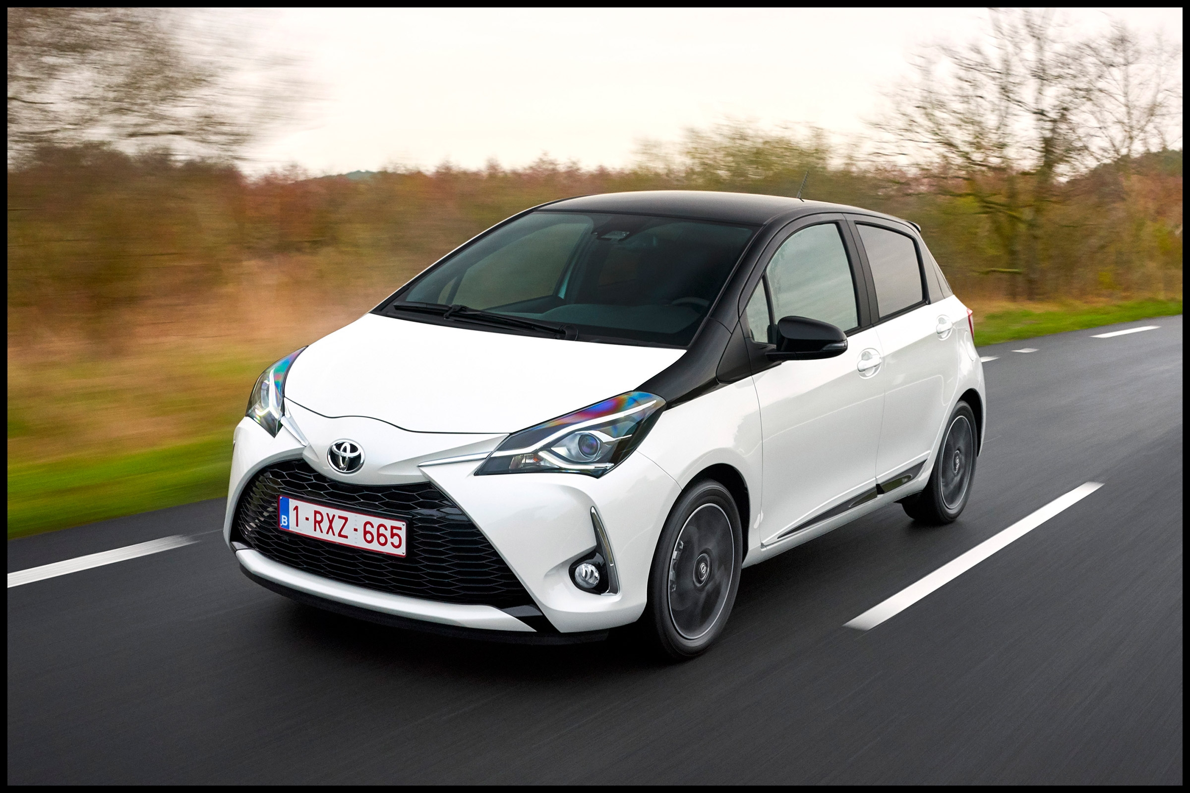 2017 toyota yaris dynamic 20