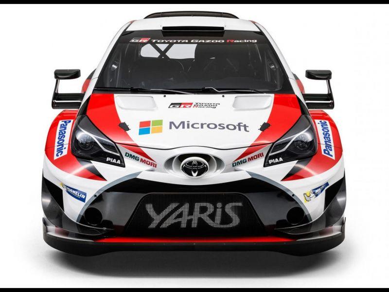 Toyota Yaris Wrc for Sale