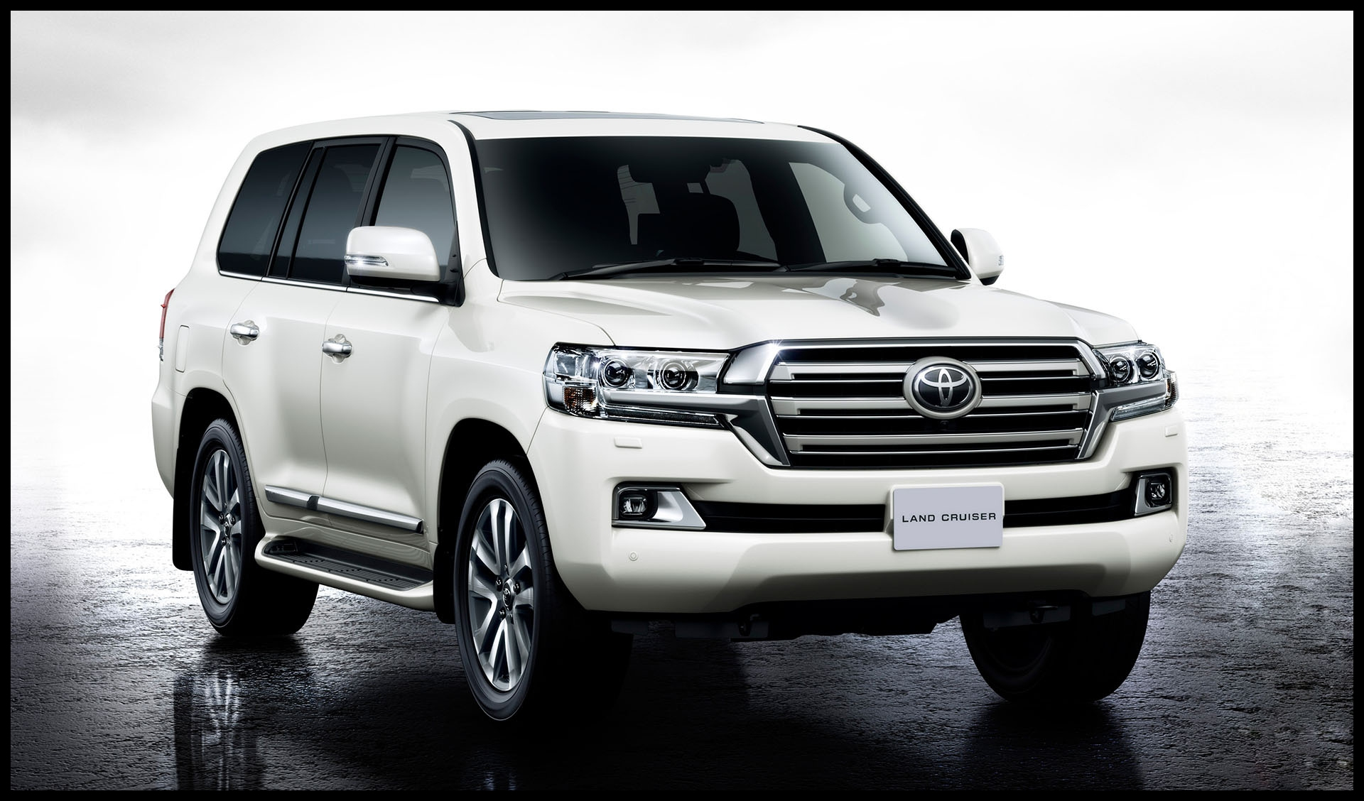 Special toyota Land Cruiser 2016 Land Cruiser V8 2017 Price In Pakistan New Review