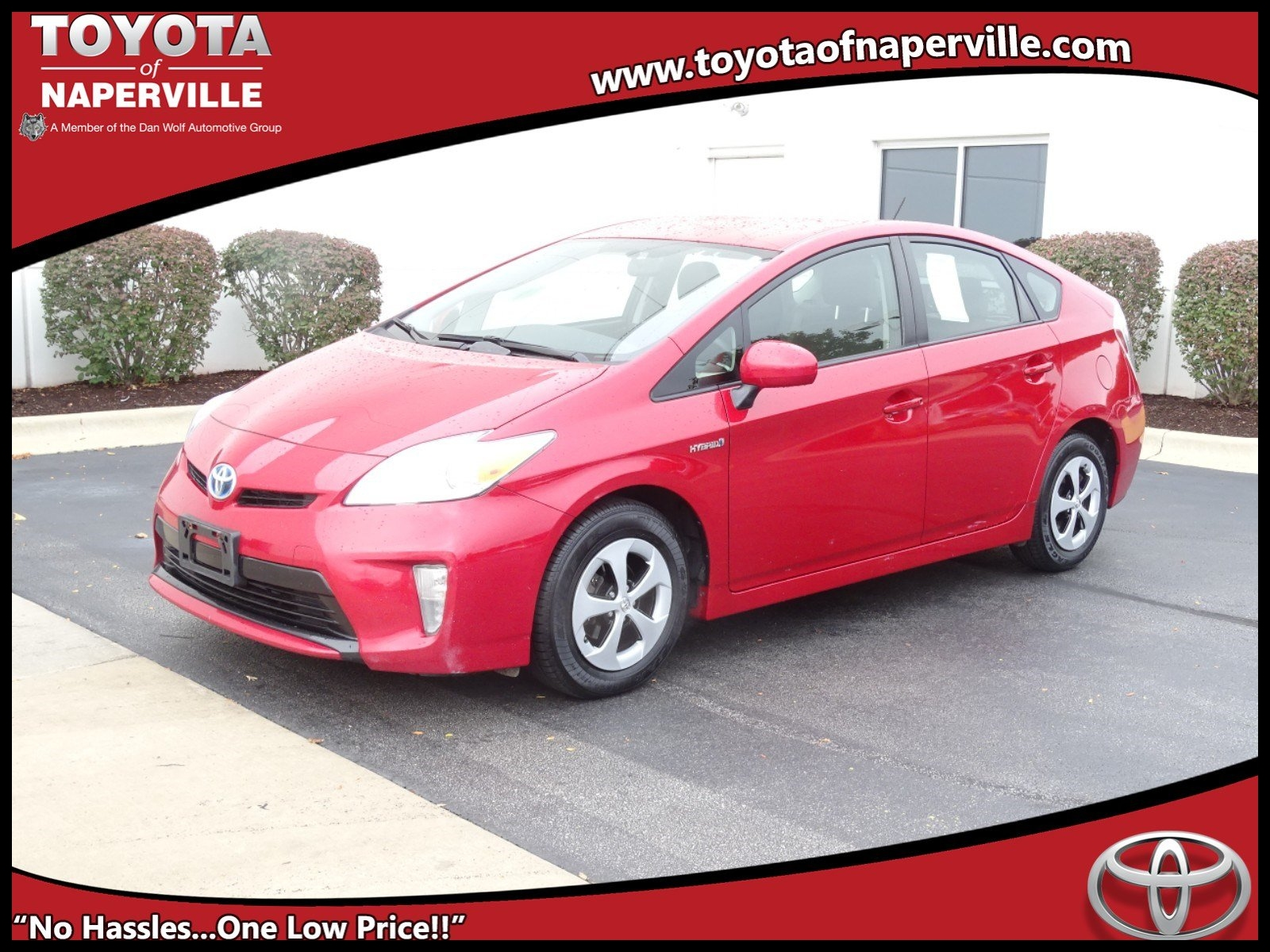 Pre Owned 2014 Toyota Prius Two