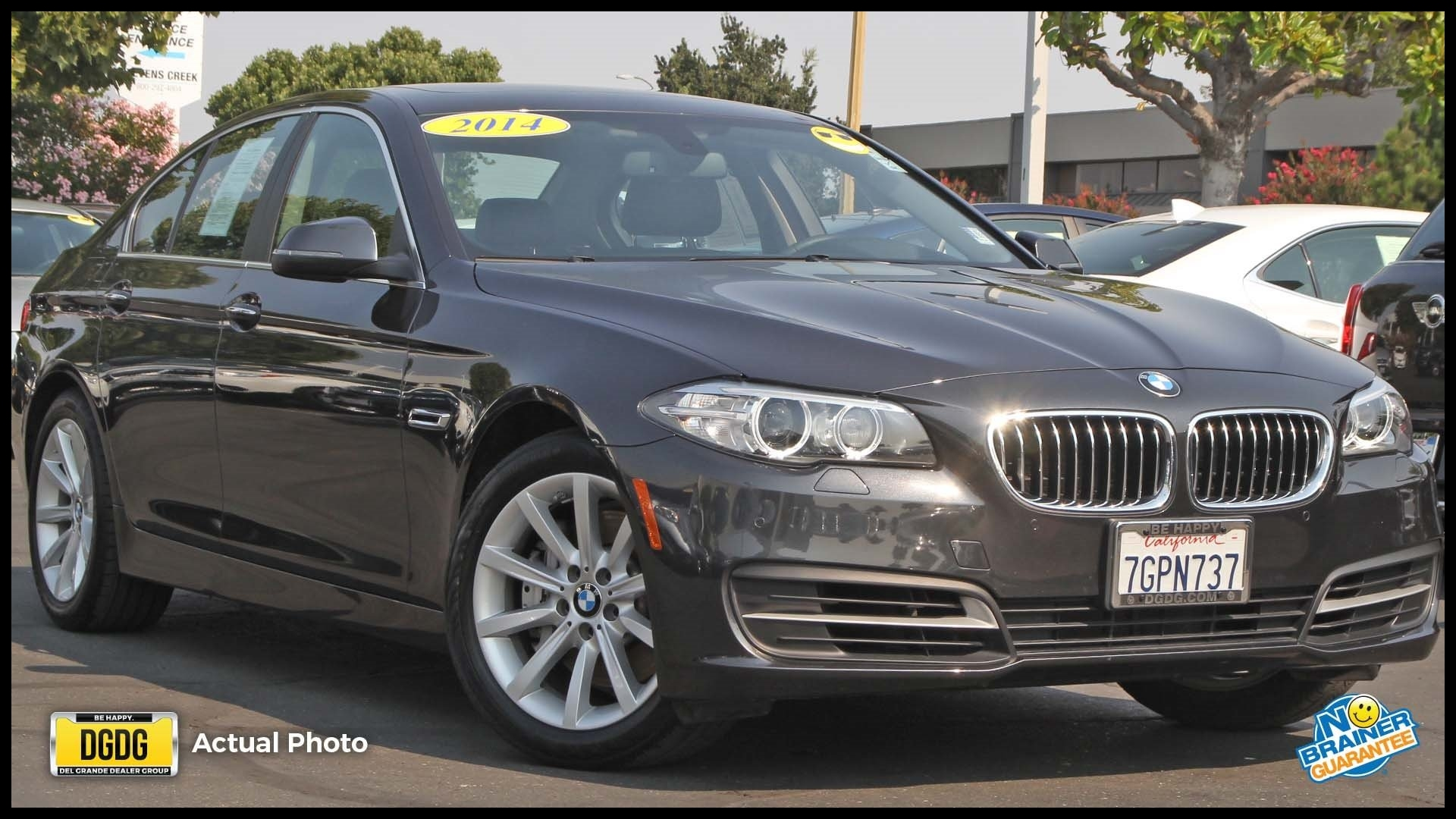 Pre Owned 2014 BMW 5 Series 535d