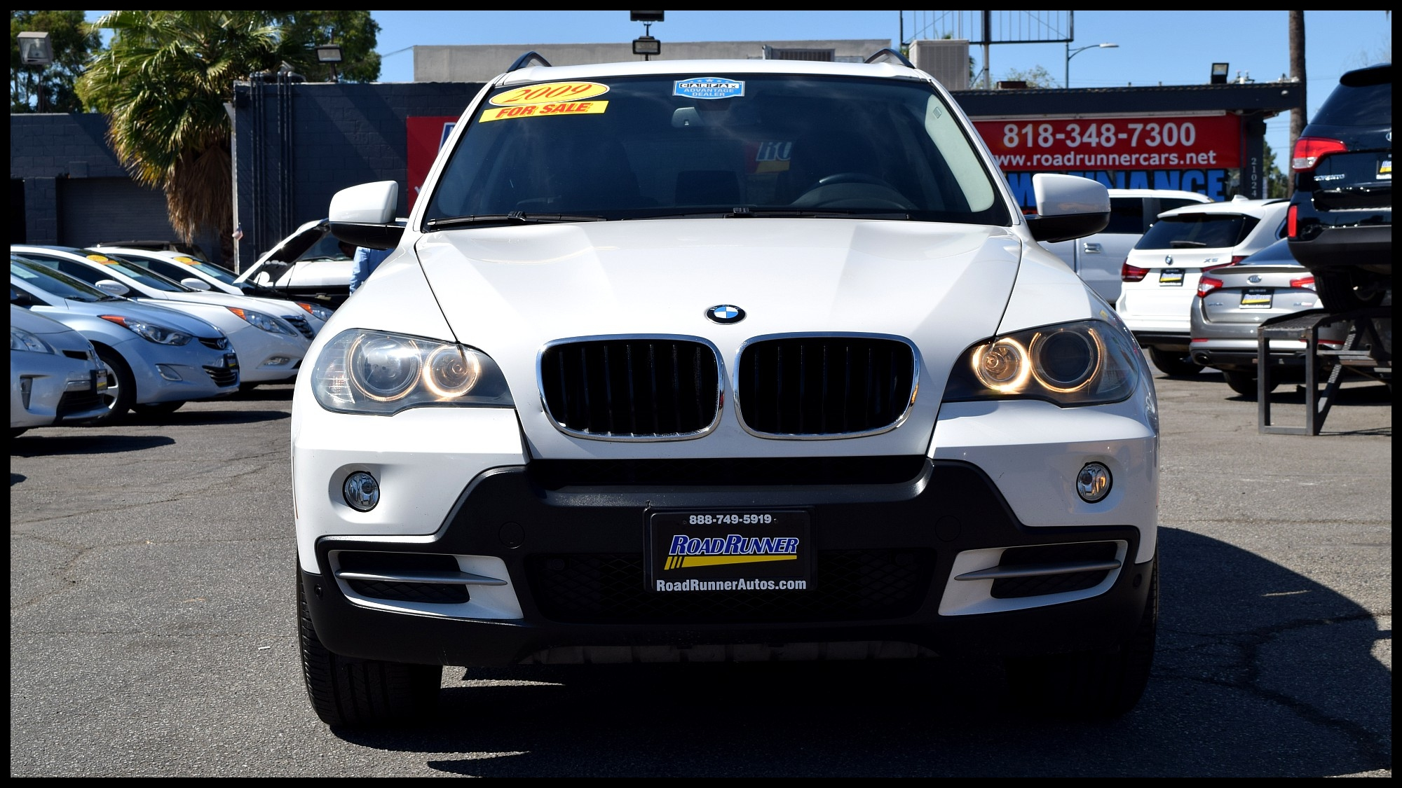 2009 BMW X5 XDRIVE30I 30I Used Cars Los Angeles Roadrunner Auto Group Inc Canoga Park CA Used Car Dealer San Fernando Valley Van Nuys