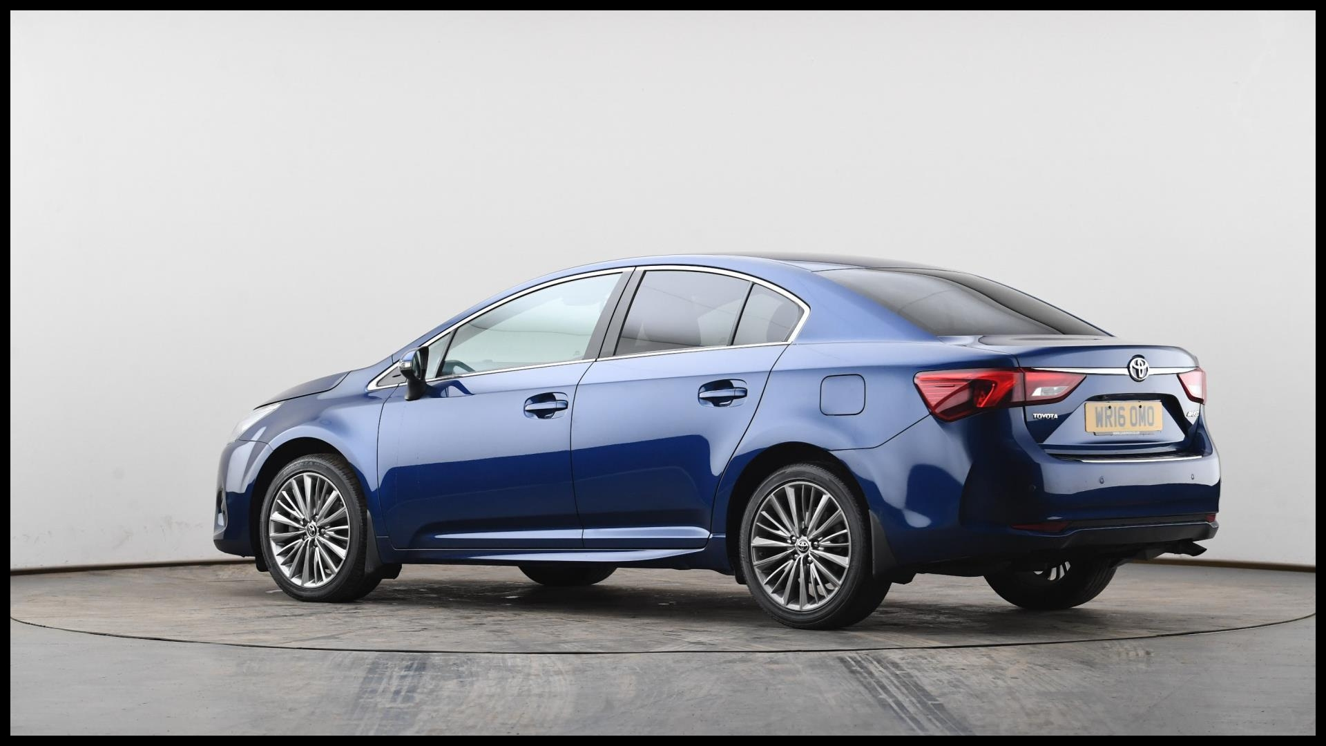 Buy toyota Camry Used Used toyota Avensis 2 0d Excel 4dr Blue Wr16omo Price All New
