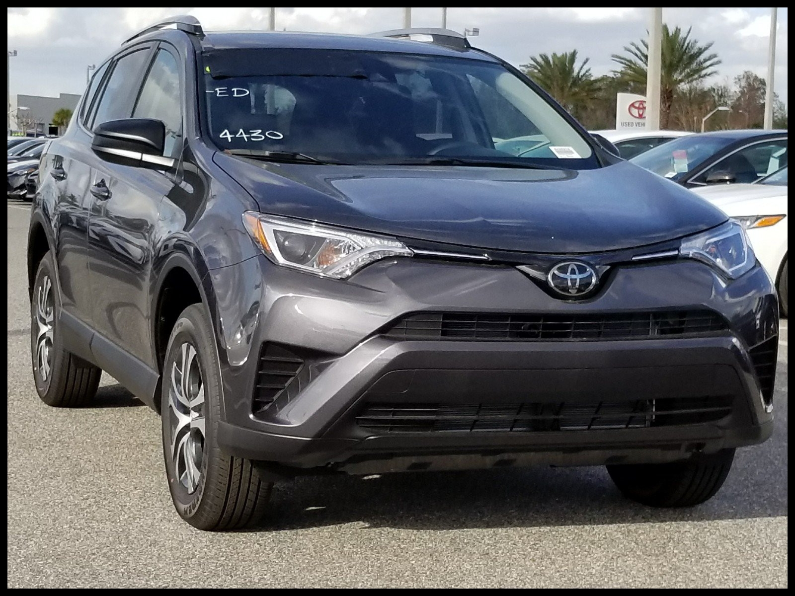 Used Cars toyota Rav4 New New 2018 toyota Rav4 Le Sport Utility In orlando Used