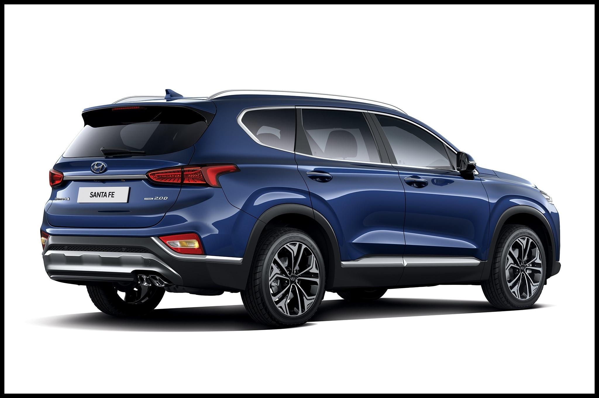 Gallery of the Tucson 2019 Hyundai