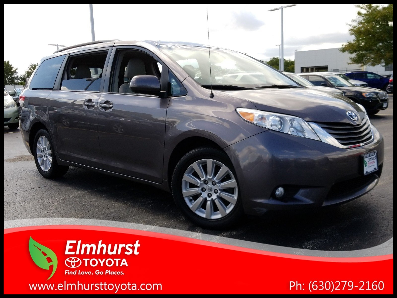 Pre Owned 2014 Toyota Sienna XLE
