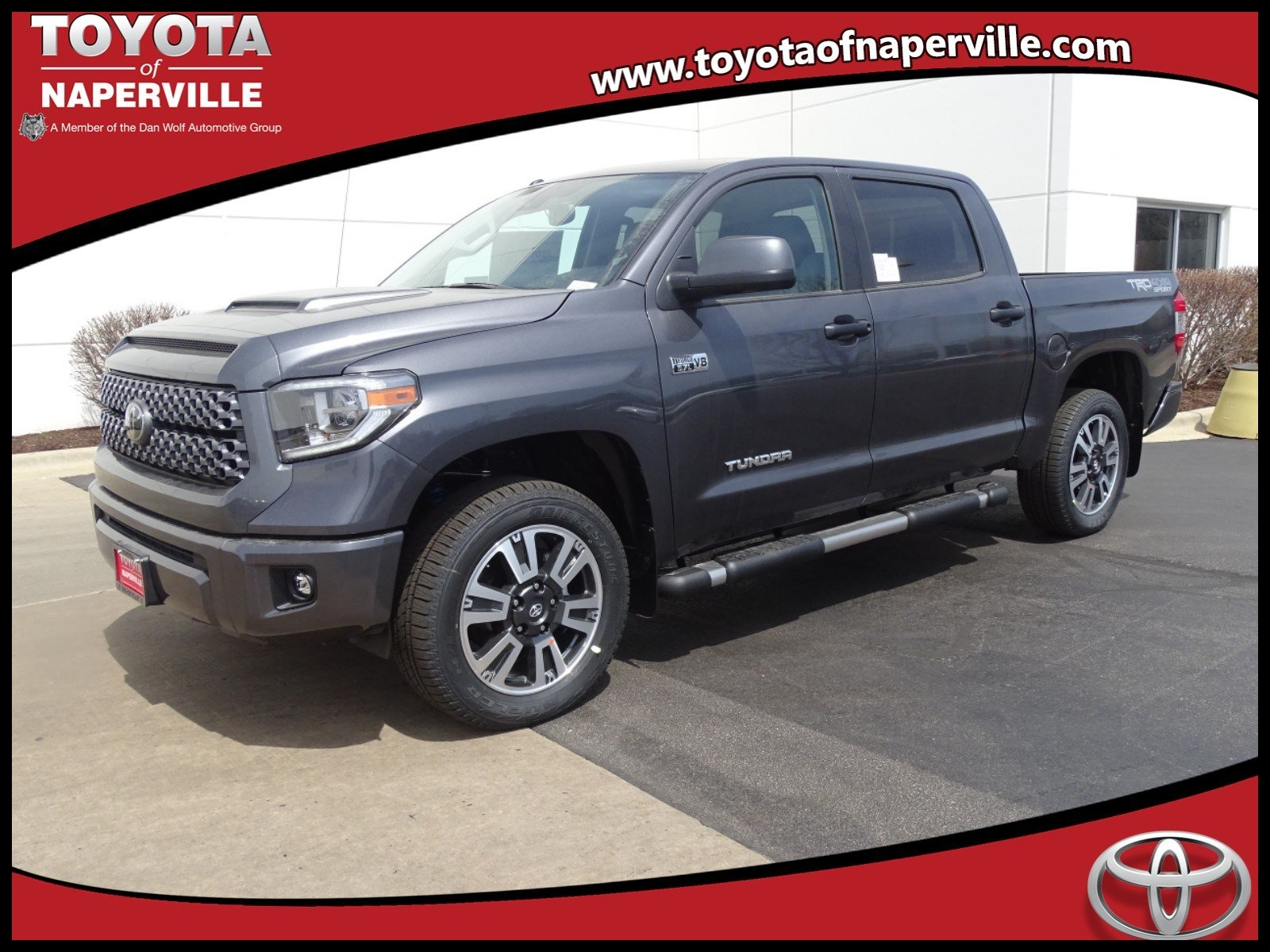 Special New 2018 toyota Tundra Sr5 4d Crewmax In Naperville T New Reviews