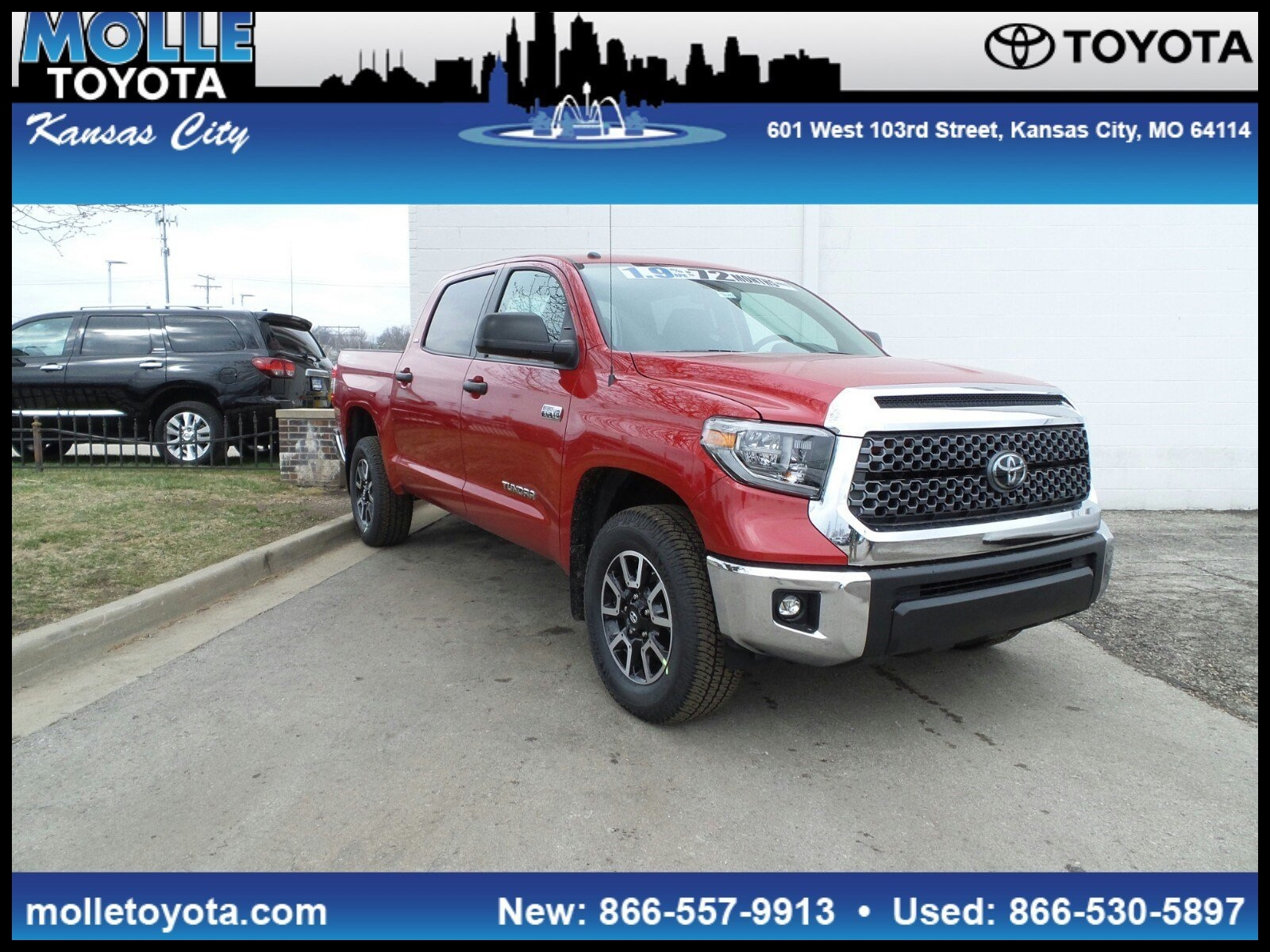Special 2018 toyota Tundra for Sale In Kansas City Mo Molle toyota Price