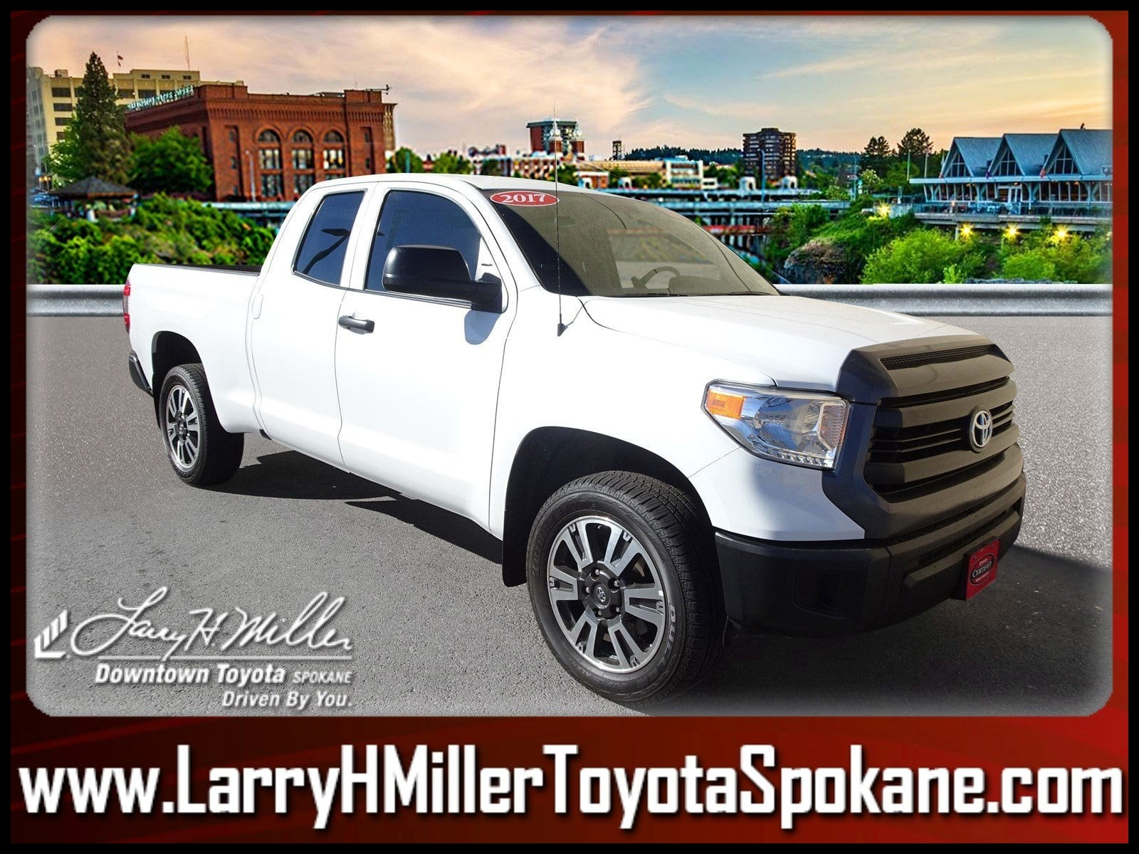 Used 2017 Toyota Tundra For Sale Spokane WA