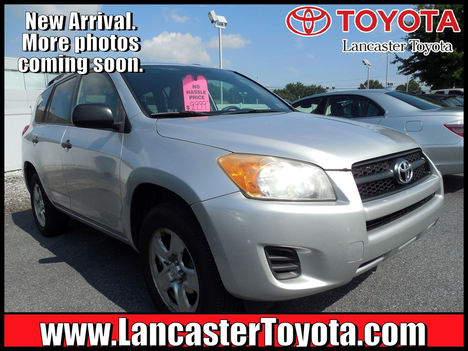 Pre Owned 2010 Toyota RAV4 4DR 2WD 4CYL 4SPD