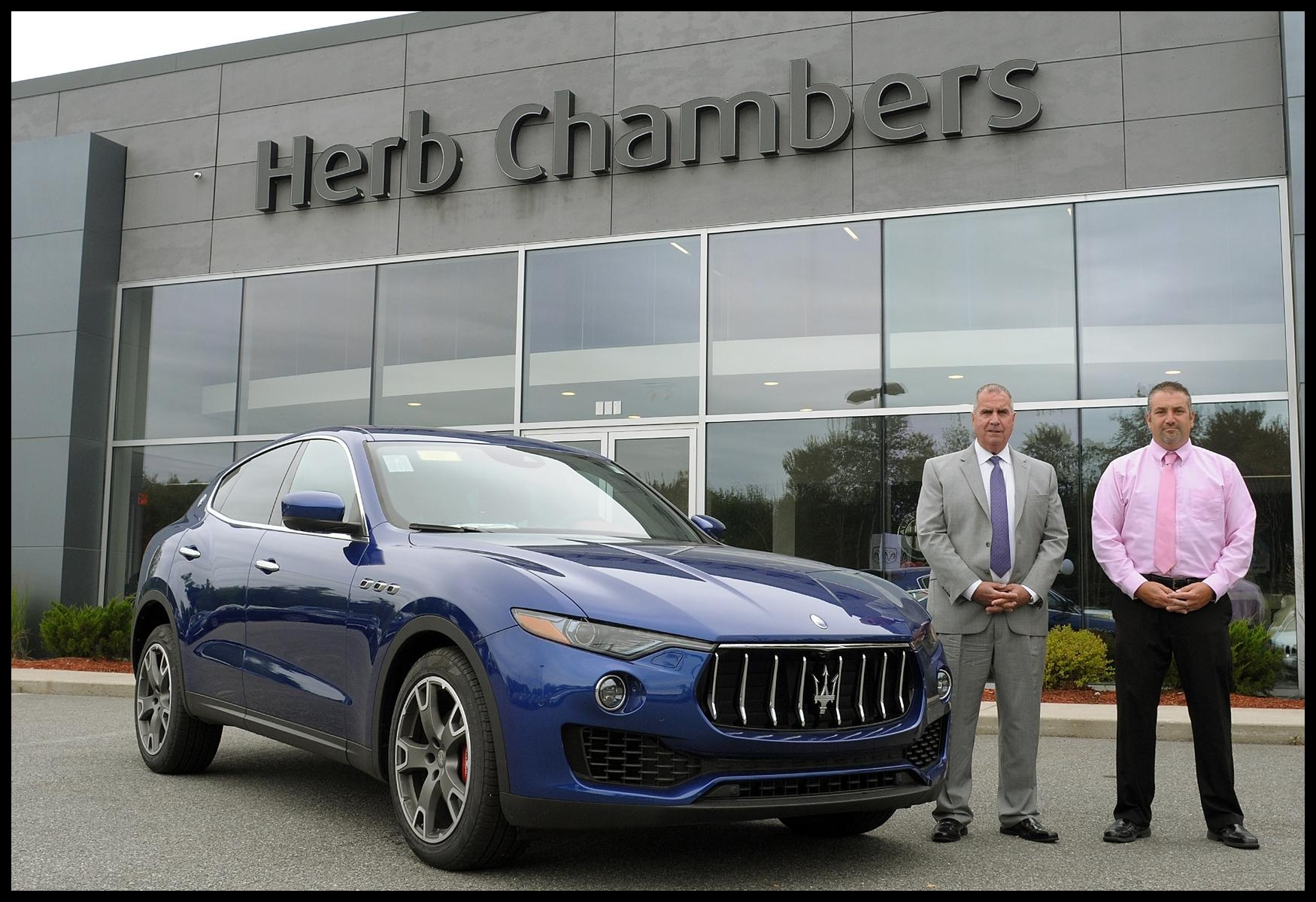 Maserati opens in Millbury If there wasn t a market we wouldn t be here News telegram Worcester MA