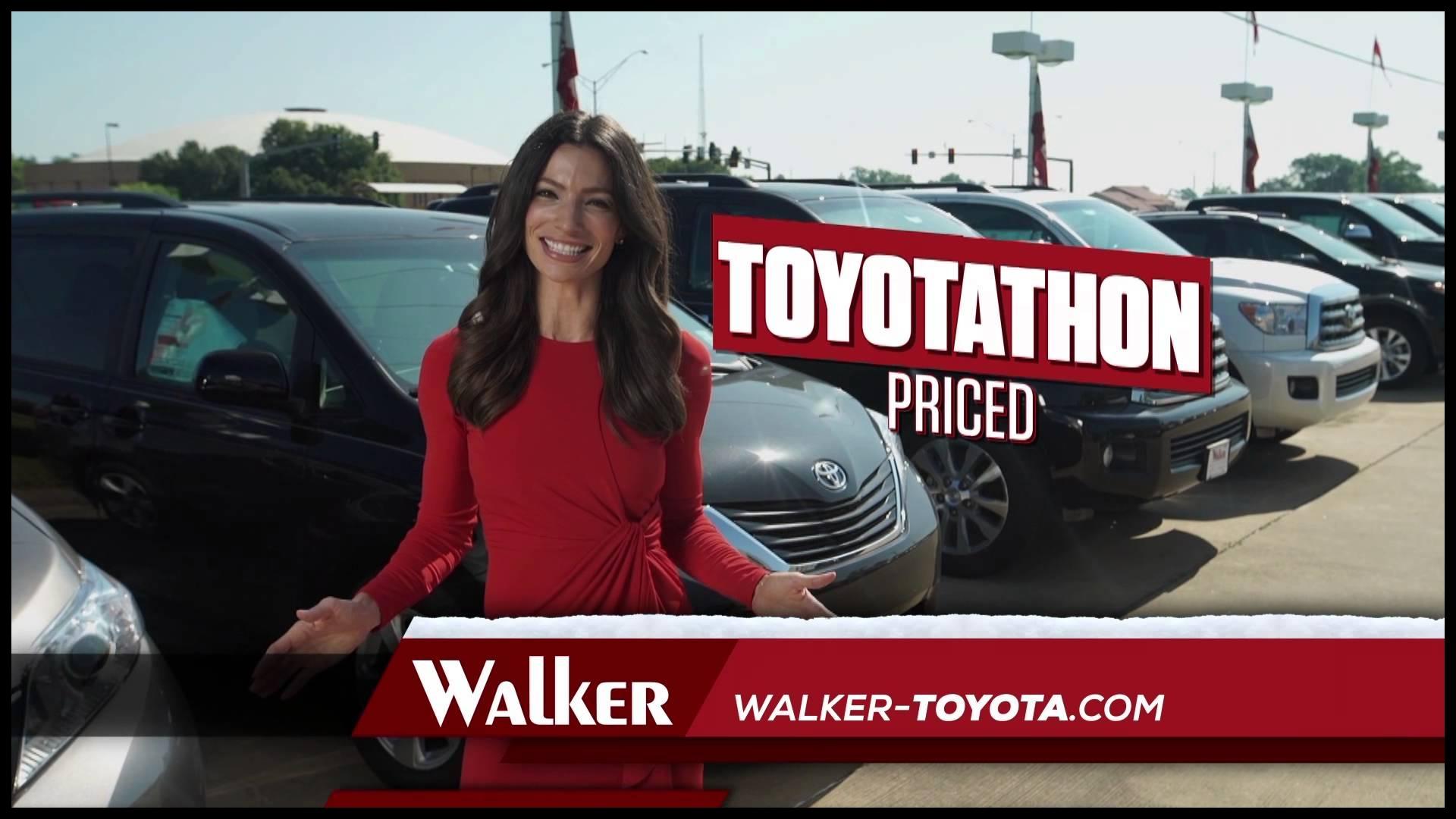Walker Toyota 2015 Toyotathon