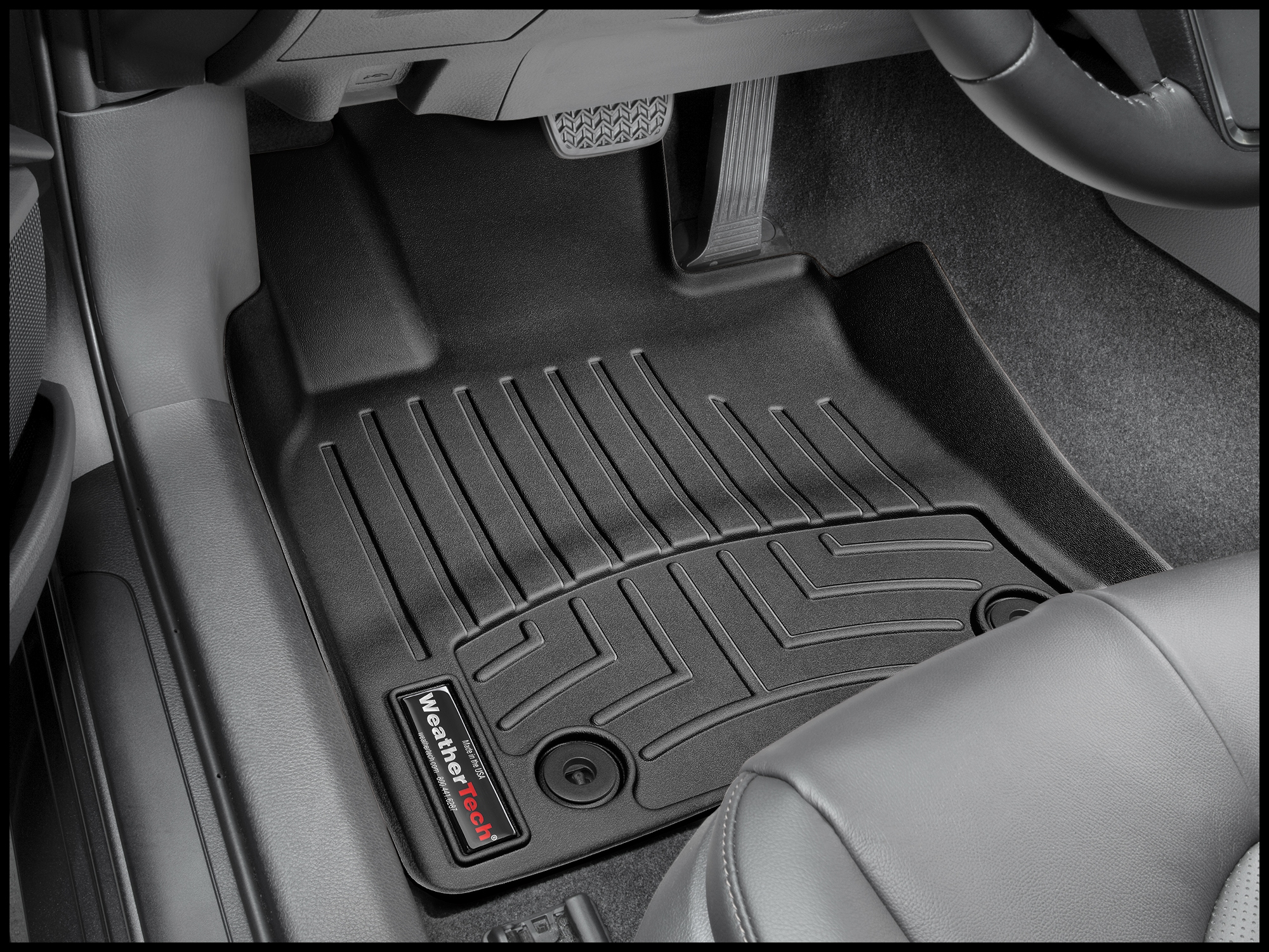 2018 Toyota Camry Semi Universal Trim to Fit Flexible Floor Mats For All Vehicles