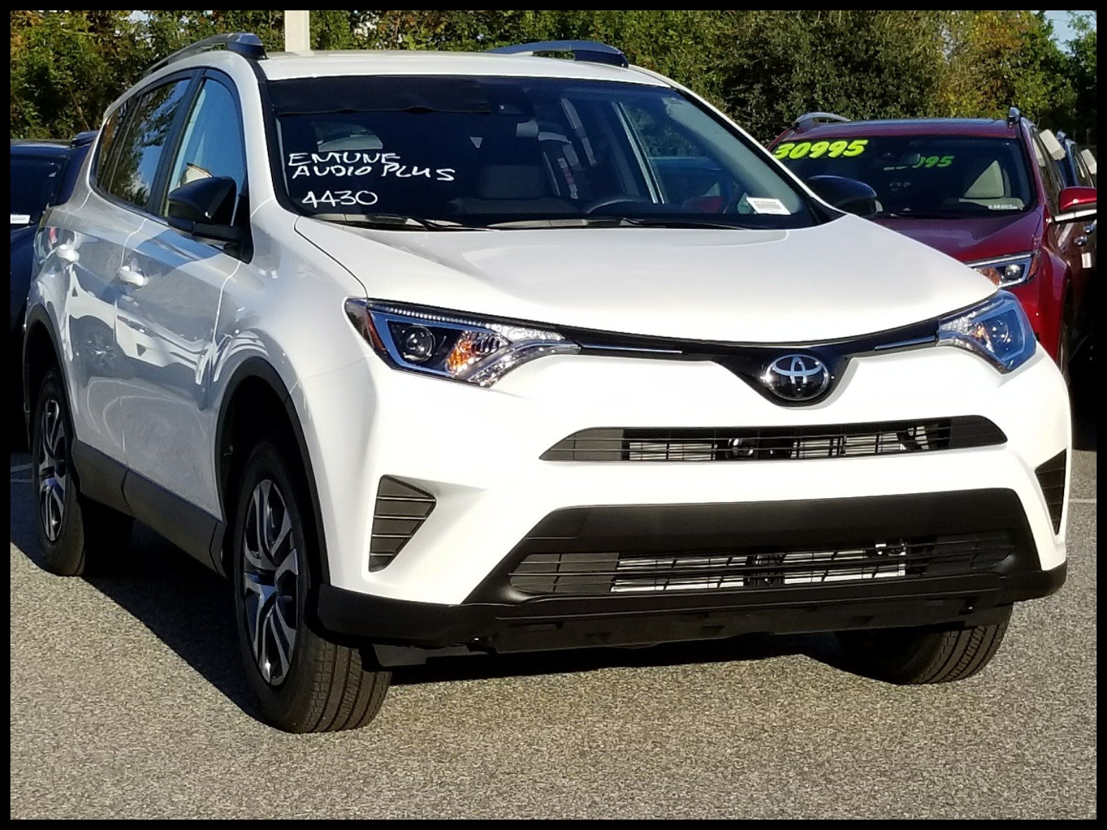 Toyota Rav 2018 Price and Review New 2018 toyota Rav4 Le Sport Utility In orlando Exterior