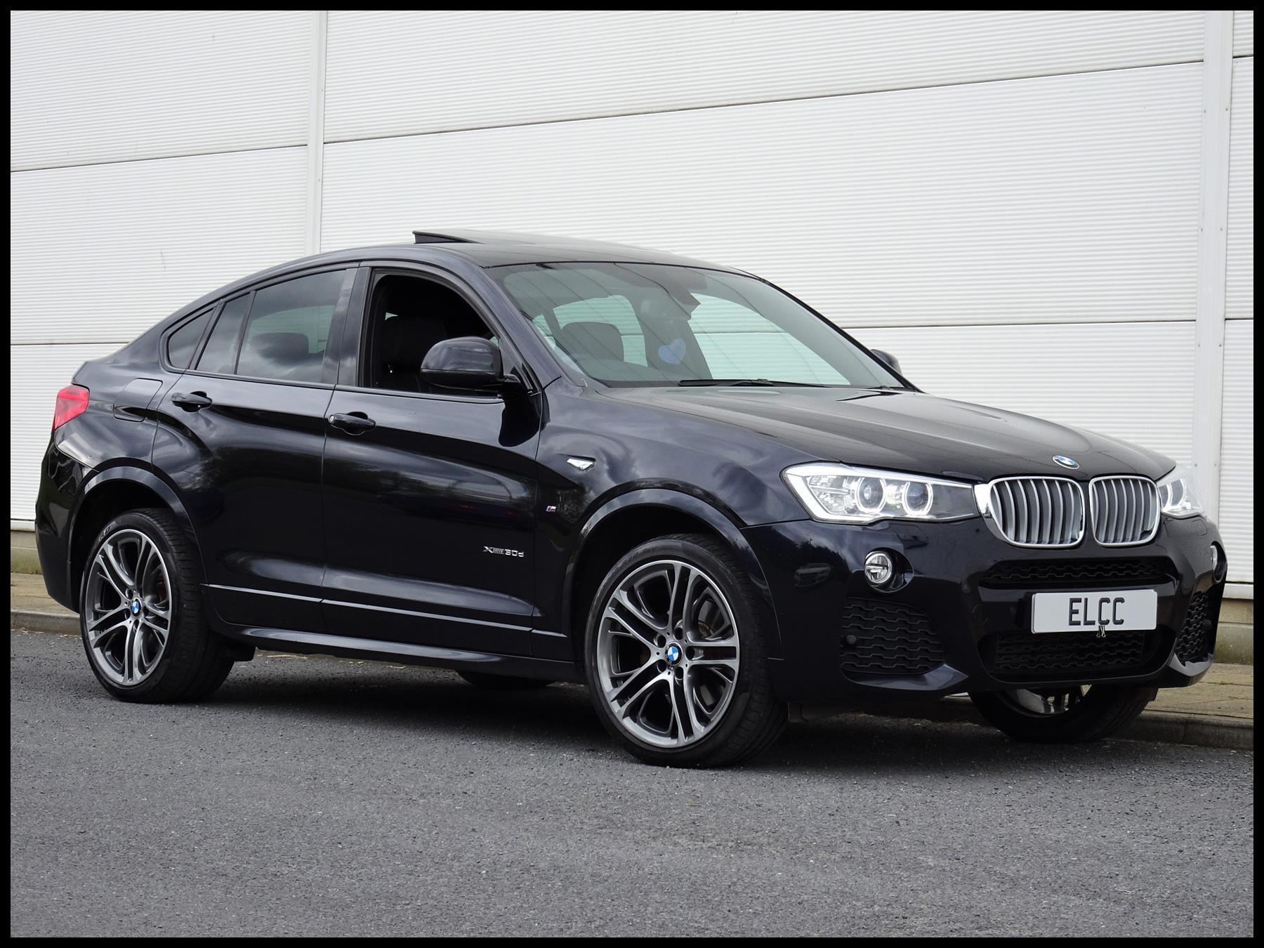 2014 BMW X4 30d M SPORT XDRIVE 3 0 258PS AUTO HUGE SPEC PRO NAV HEADS UP PANROOF ELECTRIC MEMORY SEATS 20 S FBMWSH 2014