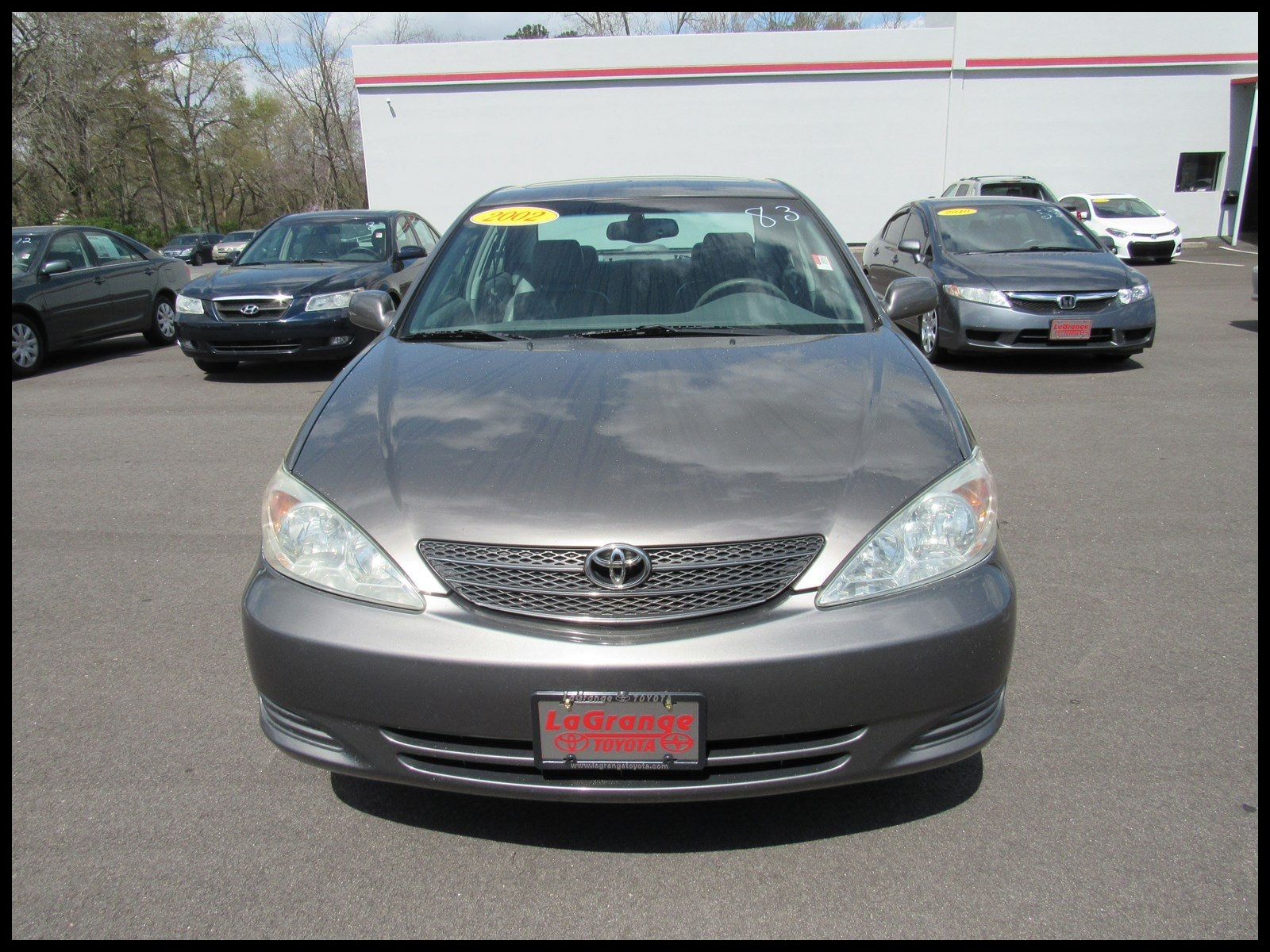 Hot Pre Owned 2002 toyota Camry 4dr Sdn Xle V6 Auto Sedan In Lagrange Price and