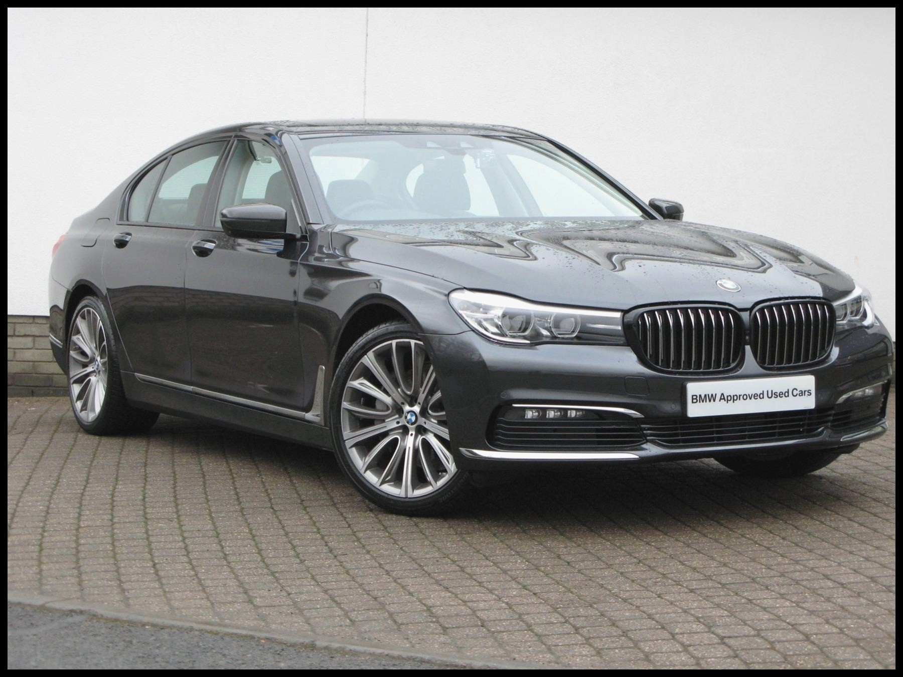 Awesome Used 2017 Bmw 7 Series G11 740d Xdrive Saloon B57 3 0d for