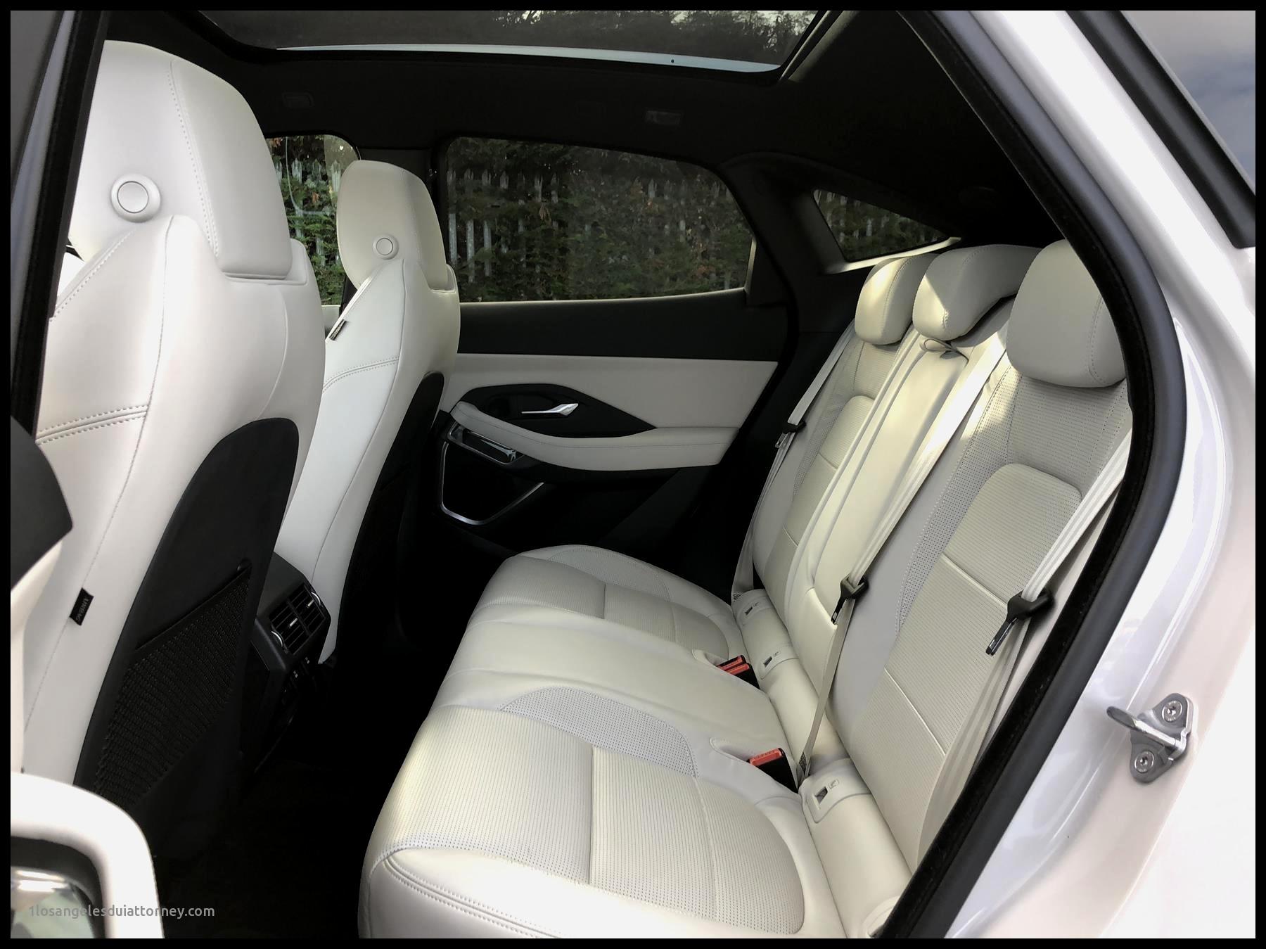 Car Seat Mirror New Used 2017 Jaguar E Pace 2 0d [180] R Dynamic Hse