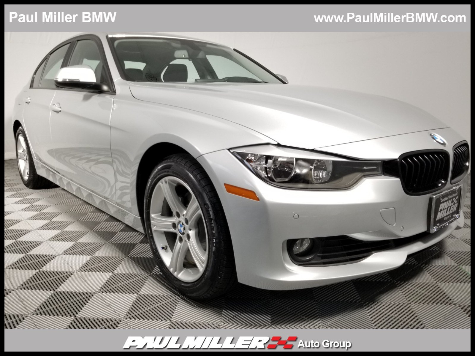 Certified Pre Owned 2015 BMW 3 Series 328i xDrive