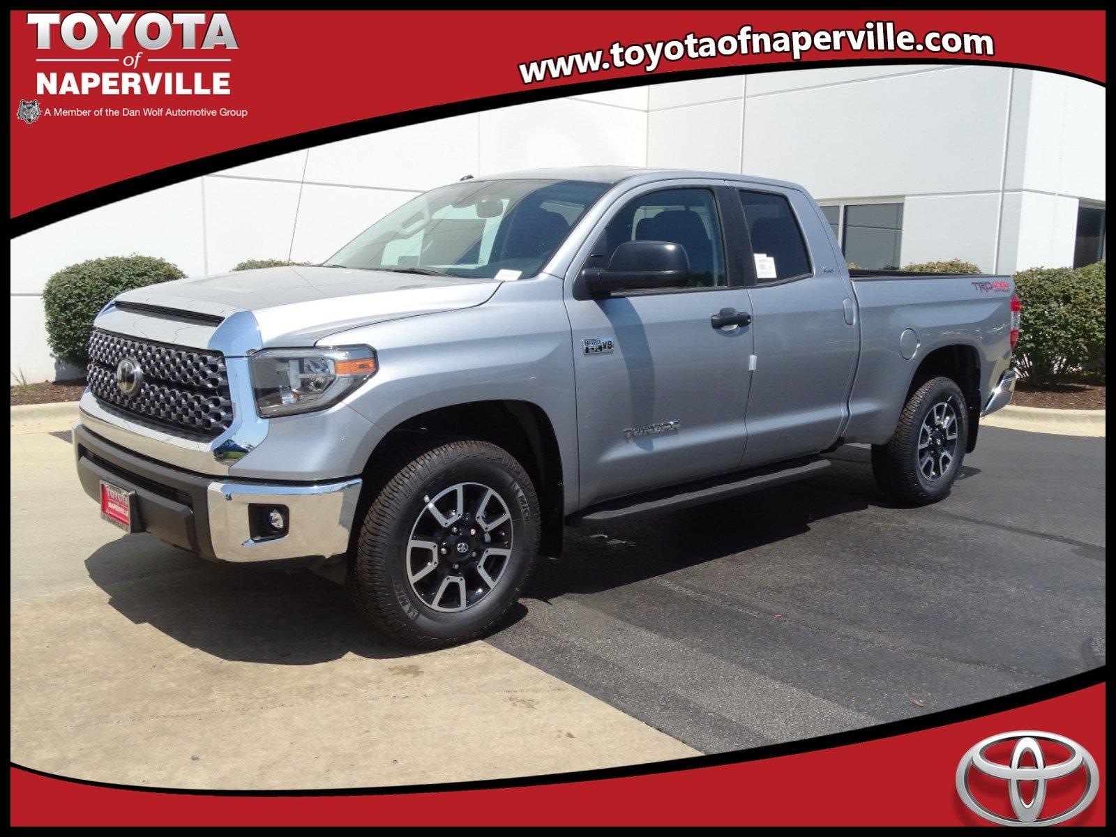 New 2018 Toyota Tundra SR5