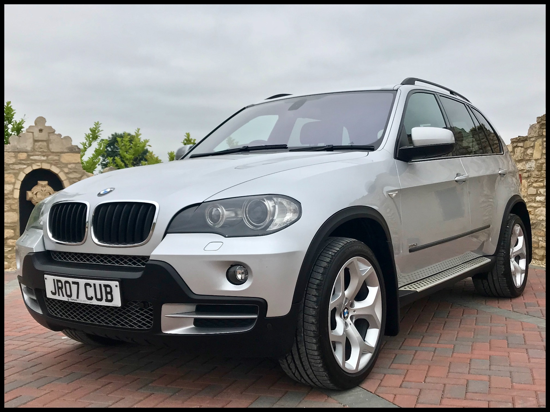 Head Up Display Sold 2007 07 BMW X5 3 0d SE 5dr Auto 7 Seats Rear DVD