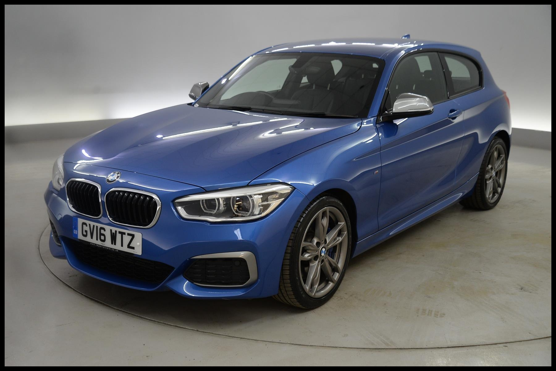 Used 2016 BMW 1 Series M135i 3dr PARKING SENSORS CRUISE CONTROL NAV for sale in Hampshire