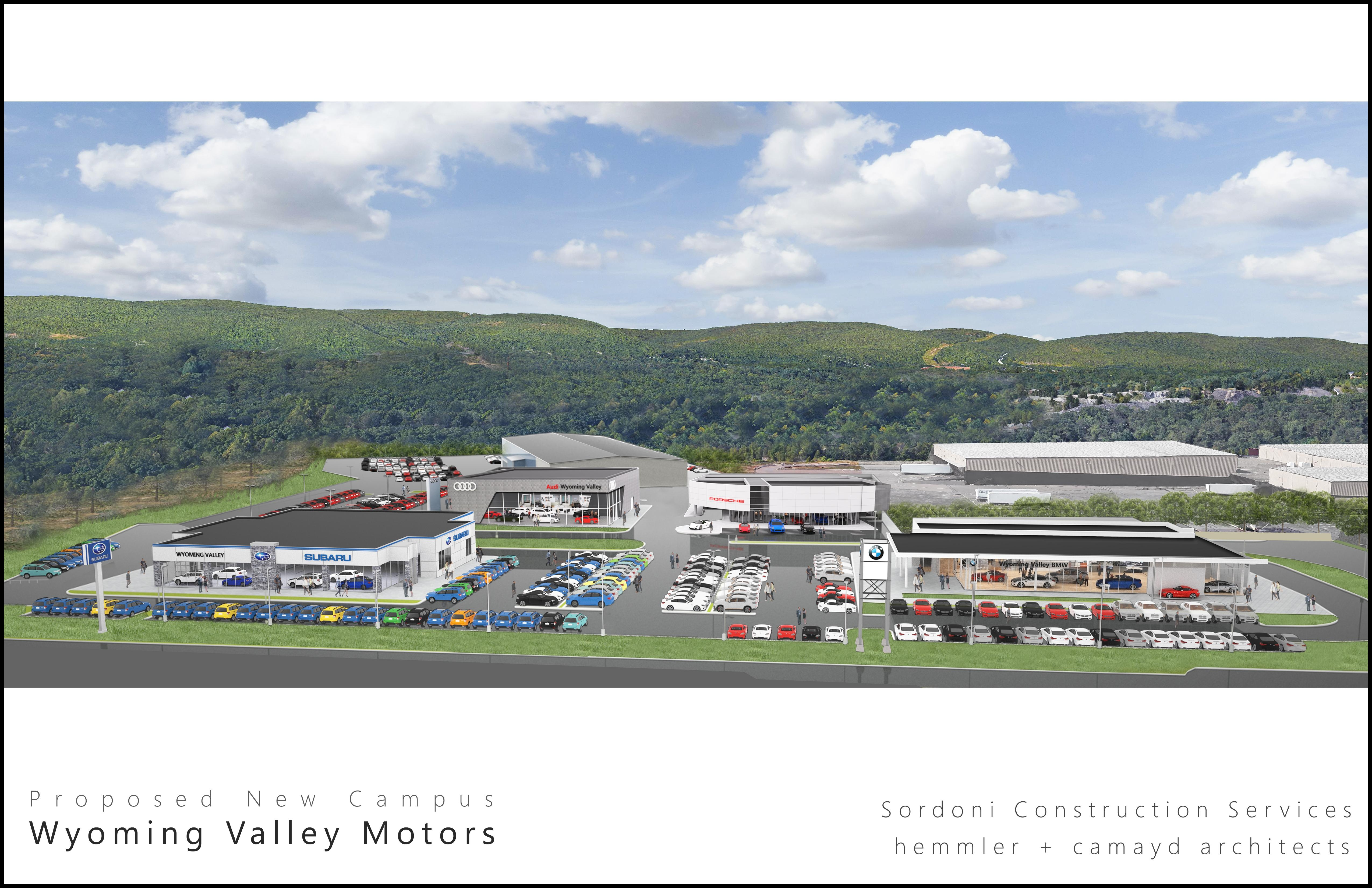 Wyoming Valley Motors Makes its Move
