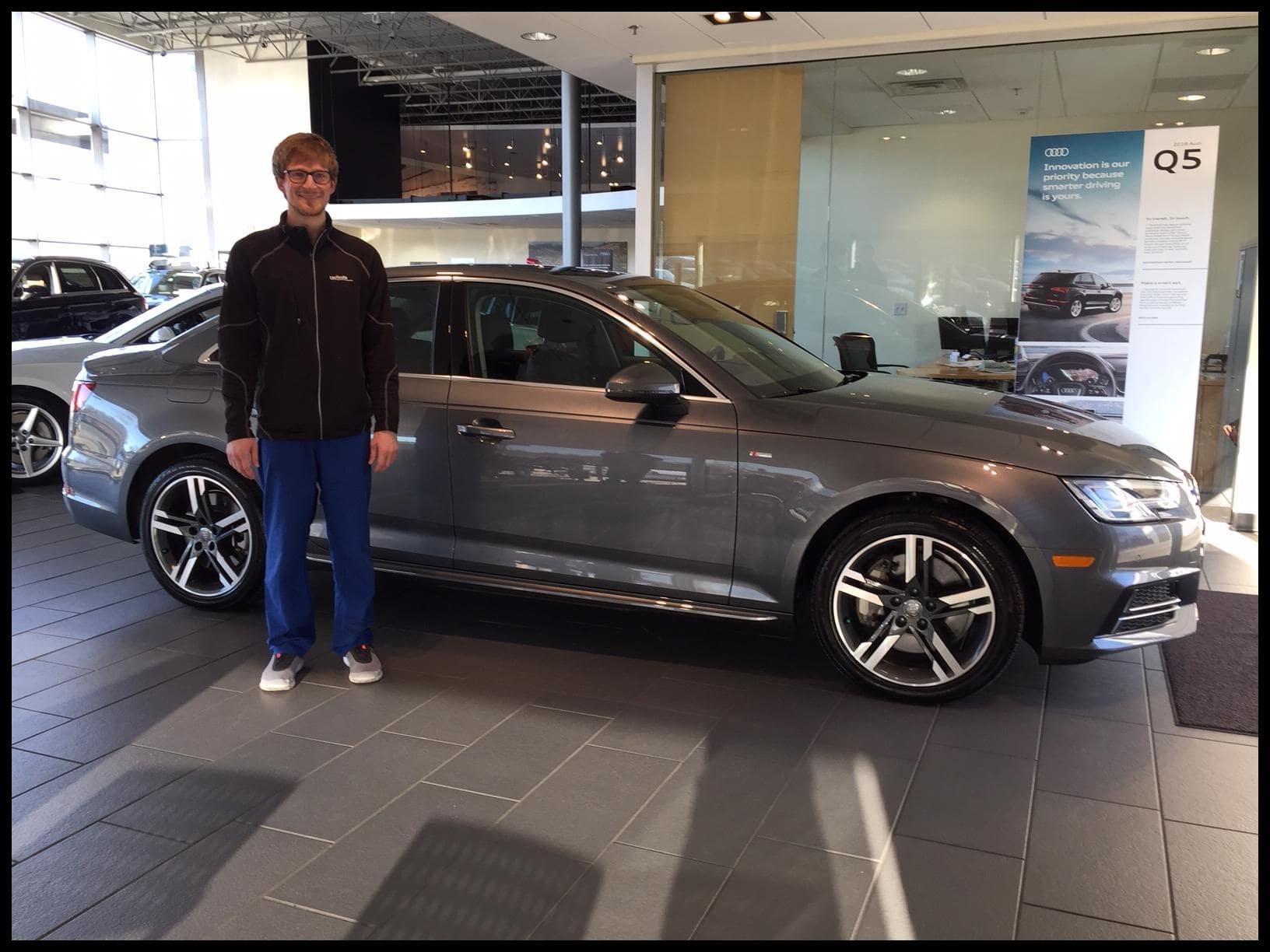 Zimbrick Audi Beautiful Meet Jackie Mcknelly – Zimbrick S Newest Audi Brand Specialist